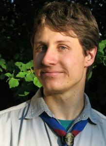 Timo Tomasini - Referent Jungpfadfinder Pfadfinder